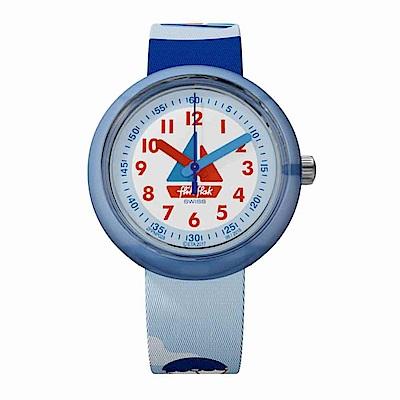 FlikFlak 兒童錶 SEA FRIENDS 海洋樂遊手錶