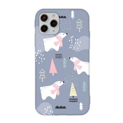 【TOYSELECT】iPhone11ProMax 聖誕設計限定手機殼