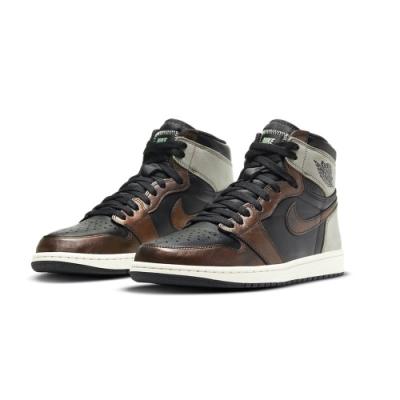 Nike Air Jordan 1 Light Army 變色繡蝕 555088-033