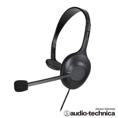 audio-technica USB單側耳機麥克風組 ATH101USB