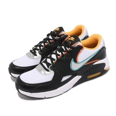 Nike 休閒鞋 Air Max Excee D2N 女鞋 海外限定 氣墊 舒適 避震 簡約 穿搭 黑 銀 CJ2002100