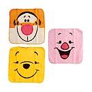 迪士尼小熊維尼方巾(三條一組) c0169 魔法Baby