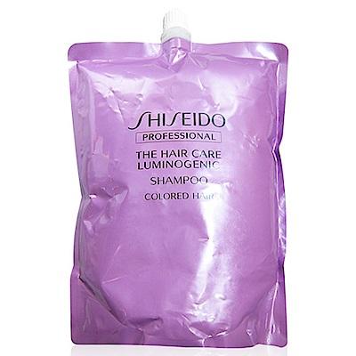 SHISEIDO 資生堂 靚光護色洗髮乳1800ml 補充包
