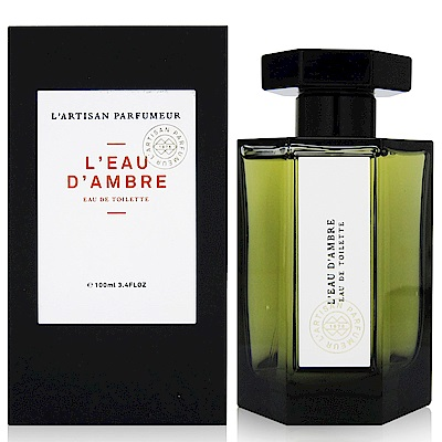L'Artisan Parfumeur阿蒂仙之香 我愛琥珀淡香水100ml(法國進口)