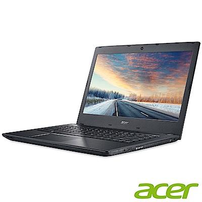 Acer TMP249-G3-M-542G 14吋商用筆電(i5-8250/8G/256G SSD/黑)