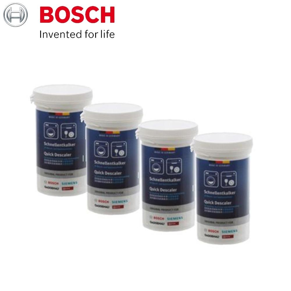 BOSCH 博世 洗衣機/洗碗機專用除垢劑 (四入)