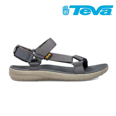 TEVA Sanborn Universal 經典緹花織帶涼鞋 男 影深灰 TV1015156DKSW