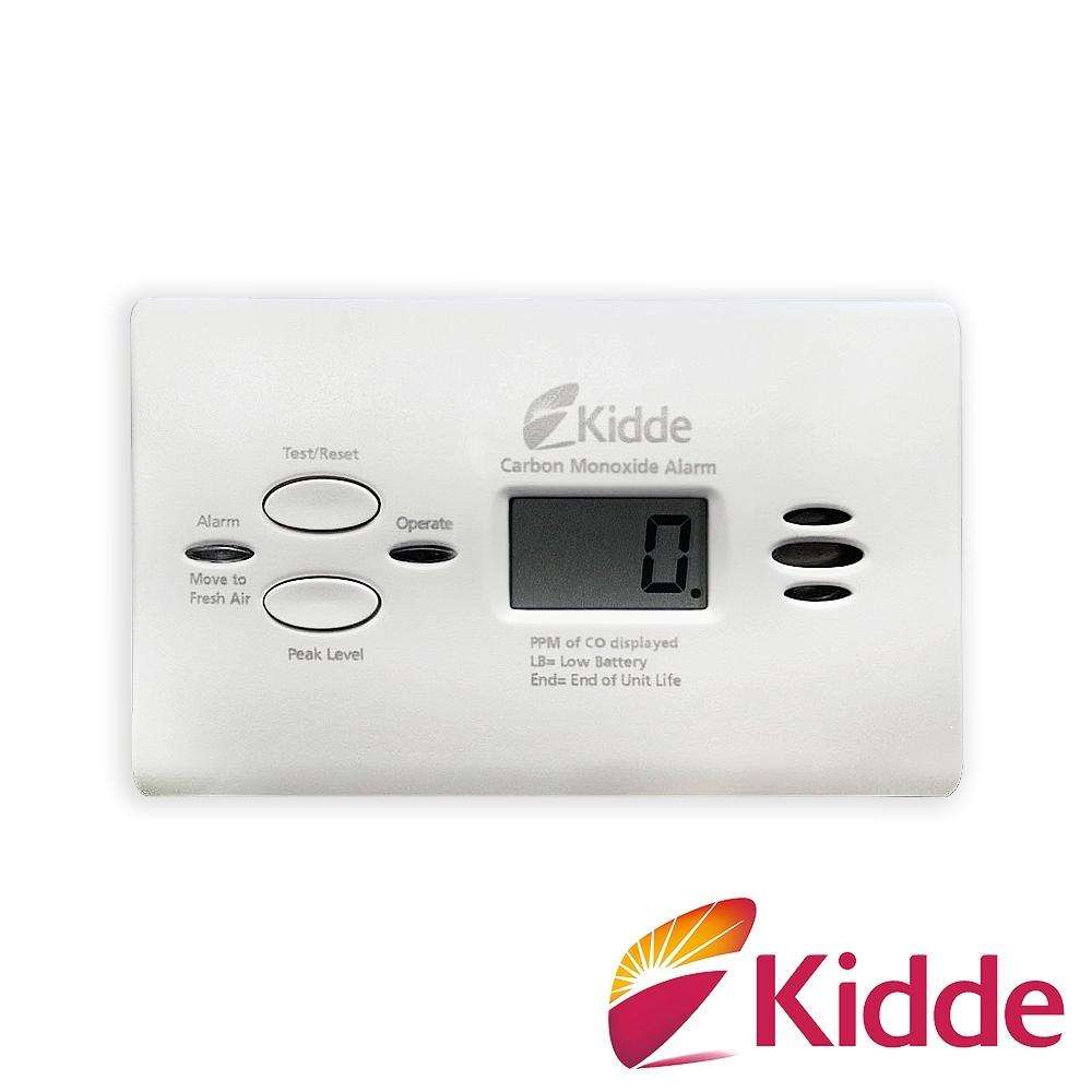 Kidde LED螢幕顯示 一氧化碳偵測警報器 KN-COPP-B-LPM