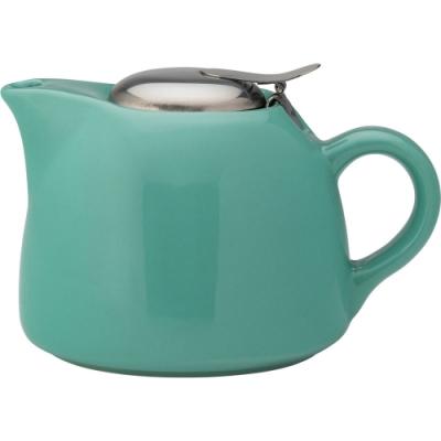 《Utopia》瓷製濾茶壺(綠450ml)