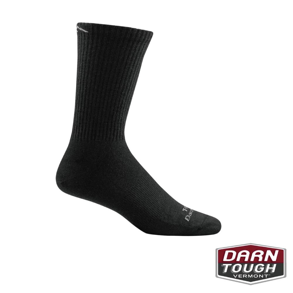 【美國DARN TOUGH】男女羊毛襪MICRO CREW軍用襪(隨機)