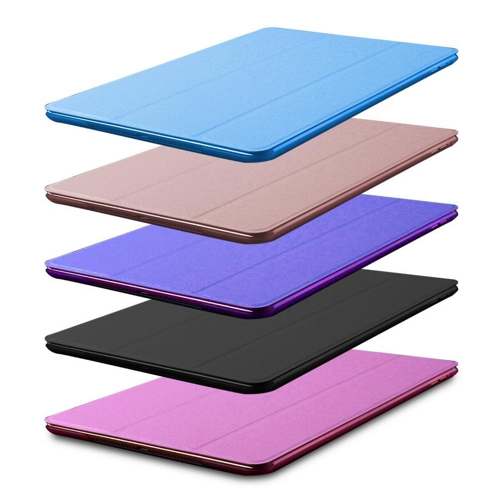 DW LS53便攜款 蠶絲紋10.5吋iPad平板保護皮套