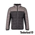 Timberland 男款石子黑色輕薄智能棉外套 A1ZHK