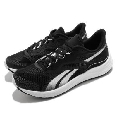 Reebok 慢跑鞋 Floatride Energy 男鞋 輕量 透氣 舒適 避震 路跑 健身 黑 白 FX3864