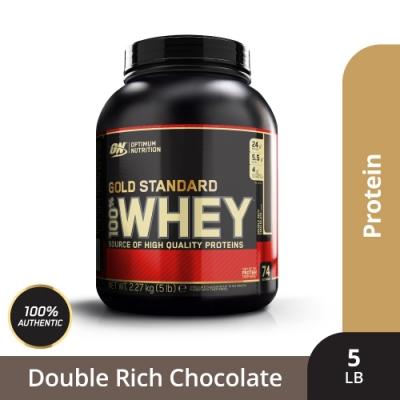 [美國 ON] 金牌 WHEY 乳清蛋白(5磅/罐)