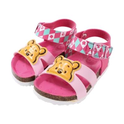 迪士尼維尼熊休閒涼鞋 sk0859 魔法Baby