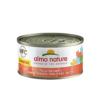 義士大廚豐味鮮燉主食罐-雞肉胡蘿蔔70g(12罐)