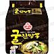 不倒翁 真牡蠣風味拉麵[四袋入](520g) product thumbnail 1
