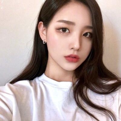 梨花HaNA 韓國925銀曲線極簡印象圈圈耳環