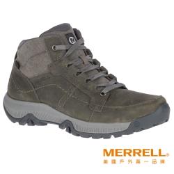 【MERRELL】ANVIK PACE MID WP 防水皮革登山鞋 男(ML62511)