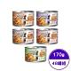 YAMI亞米-高湯晶凍大餐系列 170g (48罐組) product thumbnail 1