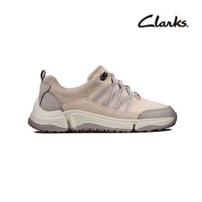 Clarks   三瓣工藝  Tri Path Lo  女休閒鞋  淺粉色   CLF49255SC20