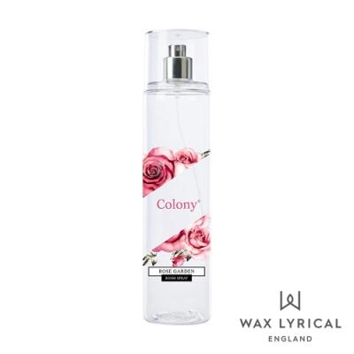 英國 Wax Lyrical 自然生活系列室內噴霧 玫瑰花園 Rose Garden 235ml