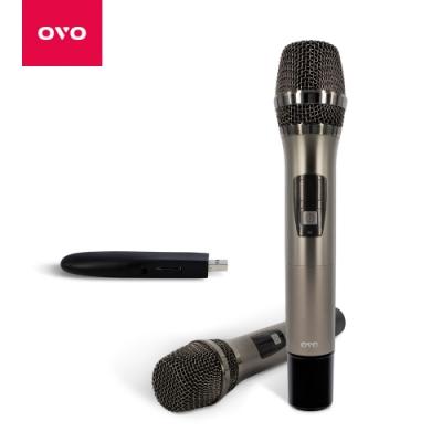 OVO專業無線麥克風組MIC01