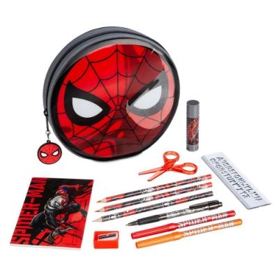迪士尼 蜘蛛人文具套裝 蜘蛛俠 Spider-Man DISENY MARVEL