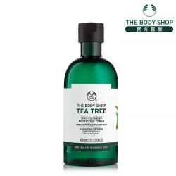 The Body Shop 茶樹淨膚調理水-400ML