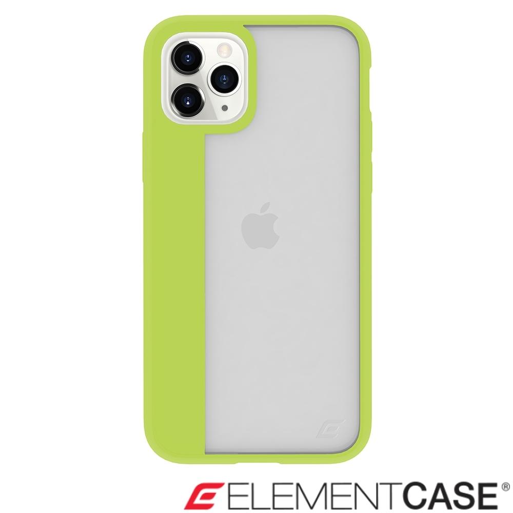 美國 Element Case iPhone 11 Pro Illusion軍規殼-活力綠