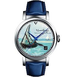 梵谷Van Gogh Swiss Watch梵谷經典名畫男錶(I-SLMT-08)