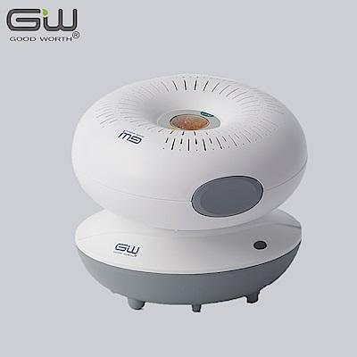 GW 水玻璃 甜甜圈 分離式除濕機兩件組 含還原座