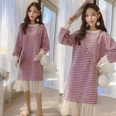 【韓國K.W.】追加款俏皮可愛百搭洋裝