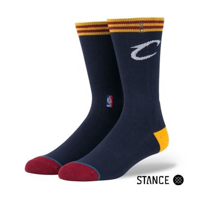 STANCE CAVS CASUAL LOGO-男襪-NBA球隊襪