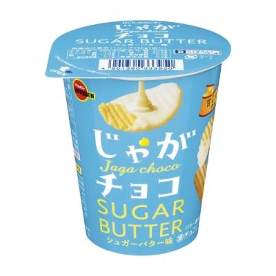 北日本巧克力洋芋片 蜜糖奶油味(36g)