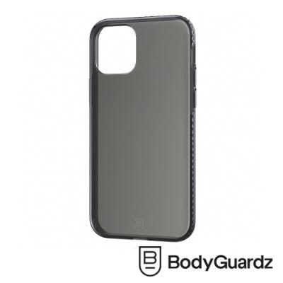 美國 BodyGuardz iPhone 12 Pro Max Carve 防滑手感抗菌軍規殼 - 透黑
