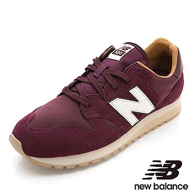 New Balance 復古運動鞋 男 紅 U520BE