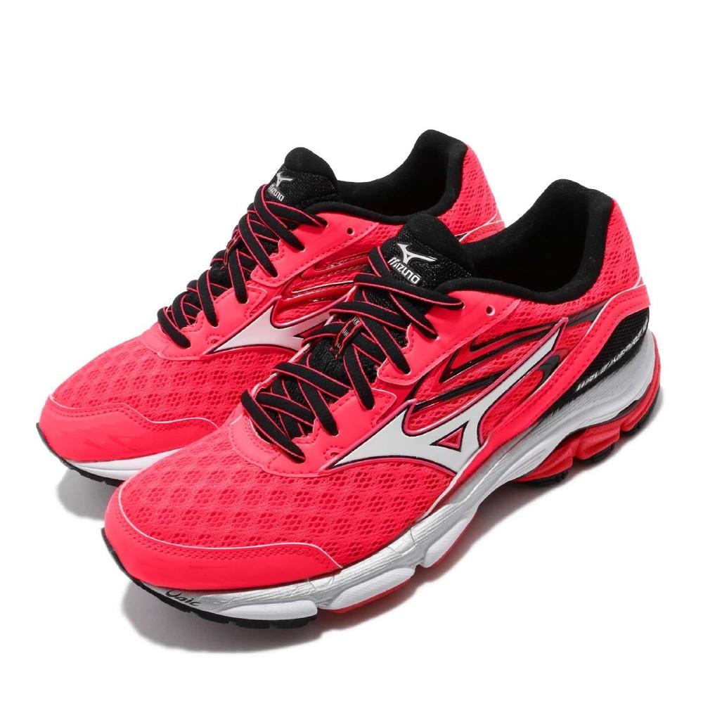 Mizuno 慢跑鞋 Wave Inspire 12 運動 女鞋