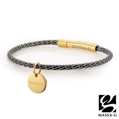 MASSA-G Titan XG2 Mini 3mm超合金鍺鈦手環(吊牌款)