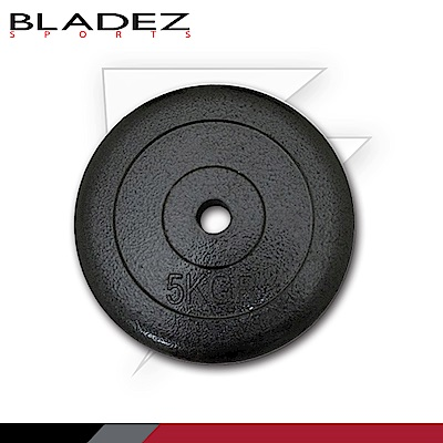 【BLADEZ】5 KG 複合鐵槓片(兩入)