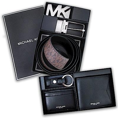 MICHAEL KORS短夾禮盒/雙面皮帶禮盒(共4款)