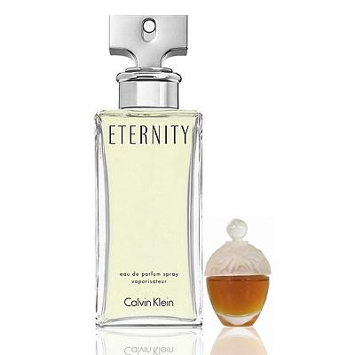 Calvin Klein Eternity 永恆淡香精100ml 搭贈收藏家淡香水 5ml