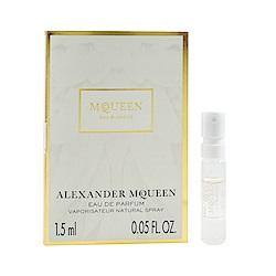 Alexander McQueen 白花之水 女性淡香精 針管小香 1.5ml