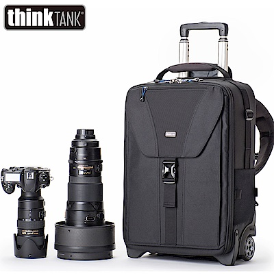 thinkTank 創意坦克 Airport TakeOff V2.0 雙肩後背行李箱