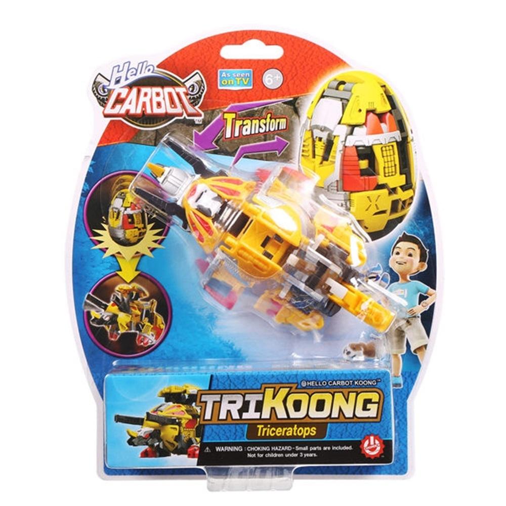 任選HelloCarbot 電擊三角龍 變形蛋_CK32368 衝鋒戰士公司貨