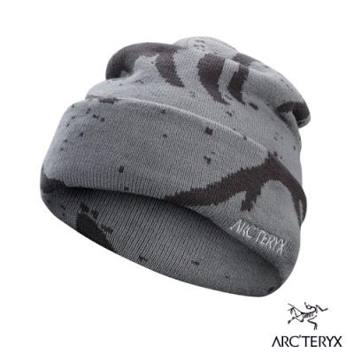 Arcteryx 始祖鳥 Grotto 保暖 針織毛帽 暴風灰