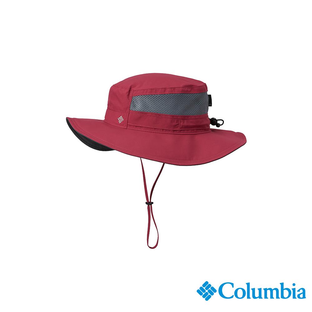 Columbia 哥倫比亞 中性-UPF50快排遮陽帽-紫紅 UCU91070PDFDS