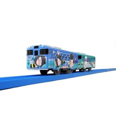 任選日本PLARAIL鐵道王國 SC-01 鬼太郎列車_TP11349 TAKARA TOMY