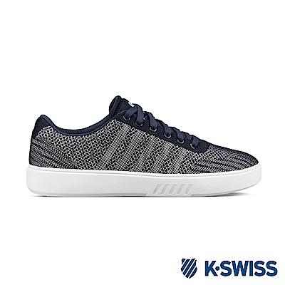 K-Swiss Court Addison NT休閒運動鞋-男-藍