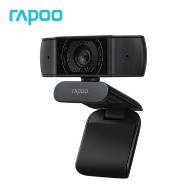 (結帳88折)RAPOO 雷柏 C200 網路視訊攝影機 720P 超廣角降噪